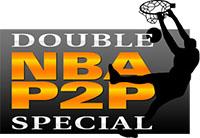 5Dimes.eu NBA P2P Special